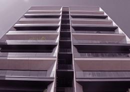 پروژه مسکونی ساختمان کامران واقع در الهیه تهران اثری از معمار مهندس هادی تهرانی