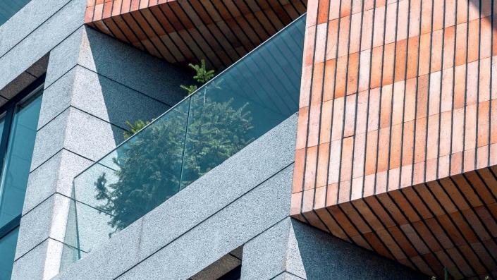 مجتمع مسکونی گلستان واقع در پاسداران تهران اثری از سید نوید امامی گروه معماری رازان