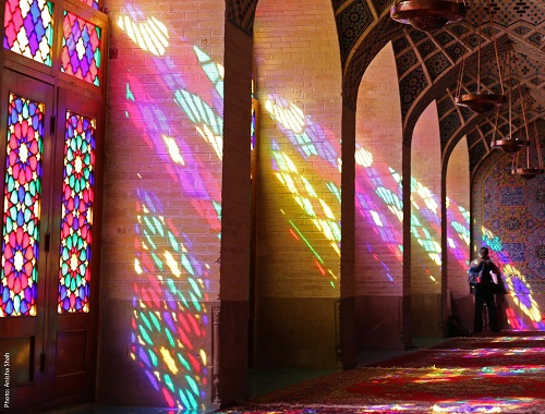 زیبا شدن فضا داخلی با شیشه