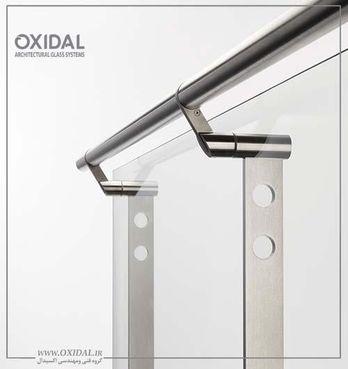 حفاظ شیشه ای دی لاین