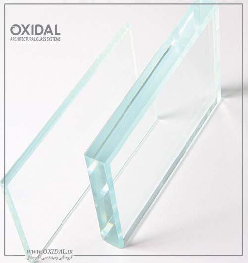 شیشه سکوریت و لمینت مناسب نصب روی نرده شیشه ای